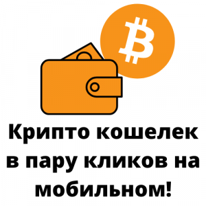 Read more about the article Как завести крипто кошелек???